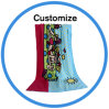 Custom Made Design Your Own Beach Towels