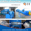 One Shaft Plastic Shredding Machine, Hydraulic Pusher Shredder for PE/PP/ABS/PA