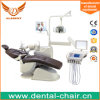 Luxury Model Dental Chair with European Style Light Gd-450