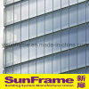 Aluminium Unitized Glazing Curtain Wall System