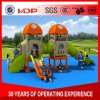 Newest Whloe Plastic Playground, Outdoor, Indoor Playground, Safe Playground HD16-158c