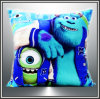 Sublimated Cartoon Printed Oxford Cushion