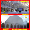 2018 Transparent Polygon Roof Marquee Tent for Party 250 People Seater Guest