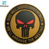 Custom Punisher Morale Military Soft 3D Skull PVC Patch