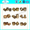 Custom CNC Machining Service Brass Motor Shaft Bushing Small Sleeve