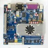 Intel Atom D2550 Dual Core Fanless Mini-Itx Motherboard Top525