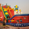 Large Inflatable Slide Pirate Ship