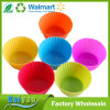24-Pack Reusable Silicone Baking Cups Cupcake Muffin Cups Cake Molds