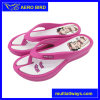 2016 Girls EVA Injection Flip Flop with Cute Print