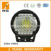 New 10inch 225W LED Driving Light CREE Spot Work Light