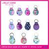 Fashion Neoprene Chapstick Holder/Flower Style Promotional Gifts Lip Balm Holder Tracker