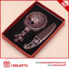 Wholesale Handle Cosmetic Mirror with Comb Set for Wedding Gift
