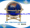 Yaye 18 Gemstone Globe for Home/Office Decoration/Christmas Gifts/Birthday Gifts/ Holiday Gifts