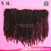 Peruvian Afro Kinky Curly Virgin Human Hair 13X4 Inches Closure Lace Frontal