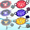 Blue Red Yellow 3 Colors Light Therapy for Acne LED Mask