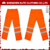 Traffic Reflective Orange Workwear Safety Pants Waterproof (ELTHVPI-26)