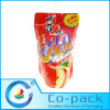 Customized Plastic Heat Sealed Milk Liquid Packaging Bags