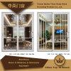American Maple Grain Aluminum Sliding Door for Interior Decoration
