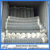 PVC Coated and Galvanized Chain Link Fabric Security Fencing