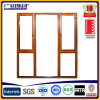 Environmental Aluminum Composite Window Wooden Cladding Windows