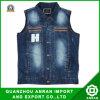 Cotton Men's Jeans Vest for Winter (1003)
