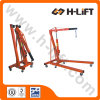 2t Folding Engine Crane / Engine Lifting Crane