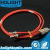 Optical Fiber Optic Components Patch Cord Cables 3.0mm