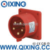 Cee International Standard Plug for European Standard (QX-821)