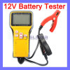 2.6 Inch LCD Voltage CCA Resistance Testing 12V Digital Battery Tester Car Battery Analyzer