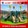 Manufacturer Custom Safety Plastic Slide Outdoor Amusement Playground Equipment HD16-048b