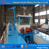 Well Structured Hydraulic Cutter Suction Dredger