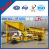 Mobile Gravity Gold Washing/Gold Trommel Plant Price
