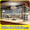 Keenhai Bespoke Stainless Steel Wine Bottle Rack Wine Display Rack