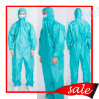 SMS Nonwoven Disposable Coverall Used for Industy Protection