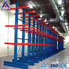 Light Duty Industrial Cantilever Shelving for Pipe