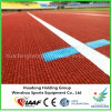 Standard Prefabricated Rubber Running Track Runway, Athletic Tracks