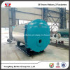 Large Combusion Chamber Wns Series Horizontal LPG Condensing Boiler
