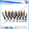 Copper Conductor Low Voltage Electrical Power Cable with XLPE Insulation and PVC Sheath