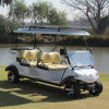 Golf Cart with Solar Panel 4seat