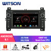 Witson Quad-Core Android 9.0 Car DVD GPS for Jeep Grand Cherokee 2012 Capactive 1024*600 Screen (For 7 Inch and Bigger Screen)