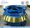 High Manganese Concave and Mantle for All Brand Cone Crusher