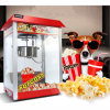 High Quality 8oz Stainless Steel Flavored Popcorn Making Machine