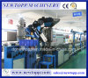 Automatic Physical Foaming Cable Extrusion Line