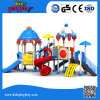 Children Outdoor Playground Equipment Amusement Park Slide Playground