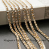 Wholesale Crystal Rhinestone Cup Chain for Jewelry Findings