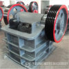 Yuhong Flexible Capacity Jaw Crusher Solvent Jaw Crusher for Primary or Secondary Crushing