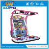 Luxury Amusement Dancing Arcade Game Machines with Ce Certificate