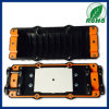 48f 2 in 2 out Horizontal Type Fiber Optic Splice Closure / Cable Closure