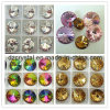 Crystal Glass Bead for Jewelry Decoration (DZ-3019)