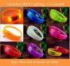 Multicolor Flashing LED Wristband, Printable LED Wrist Band (silicone bracelet) for Cheering Party
